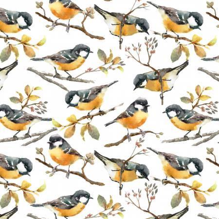 White Bird Print