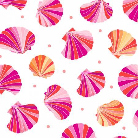Just Beachy - Pink Shells