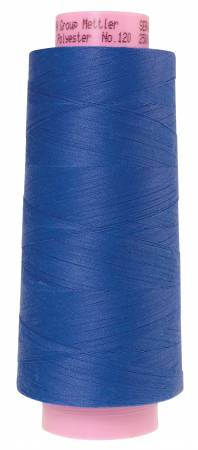 Seracor Polyester Overlock Thread 2734yds Cobalt Blue