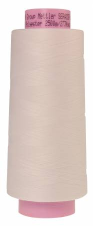 Seracor Polyester Overlock Thread 2734yds White