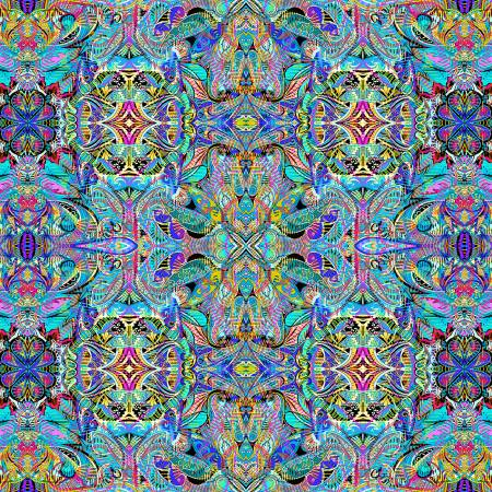 DUETS -Blue/Multi Concertina Digital