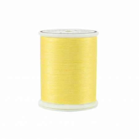 12401-123 MasterPiece Cotton Thread 50wt 600yds Lemonade