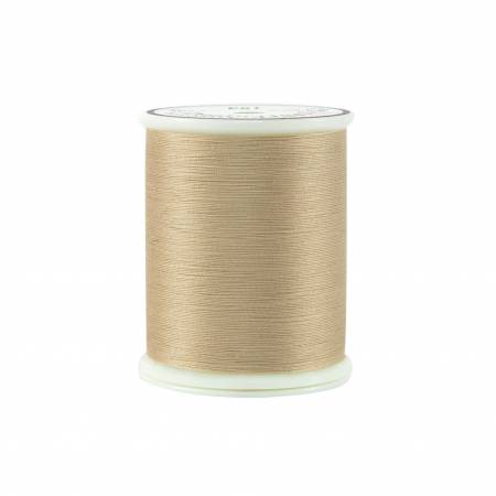 153 MasterPiece Cotton Thread 50wt 600yds Parchment