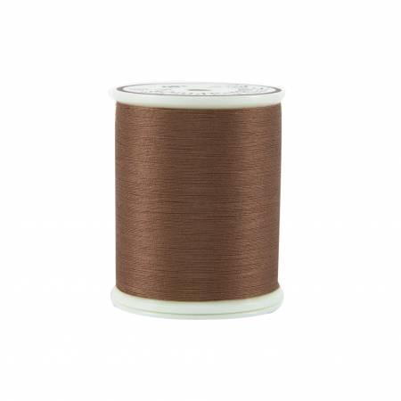 12401-160 MasterPiece Cotton Thread 50wt 600yds Chocolate Kiss