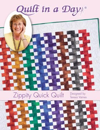 Zippity Quick Quilt