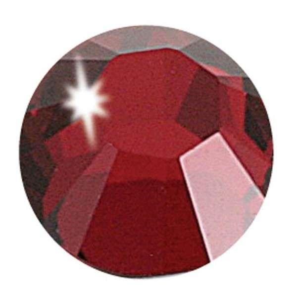 Swarovski Hotfix Crystal 4mm Siam (24 pieces)