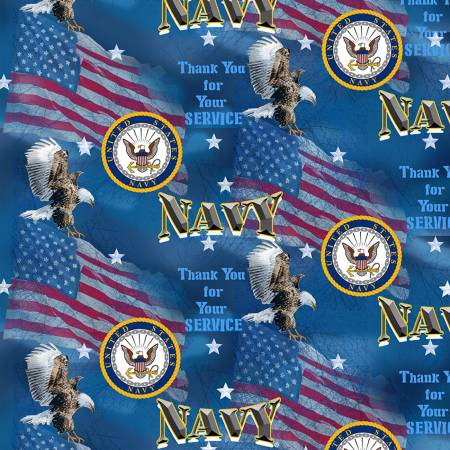 Military Flags Navy
