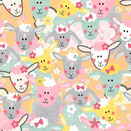 Multi Sheep Faces