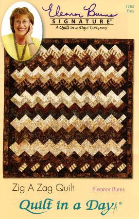 Zig A Zag Quilt