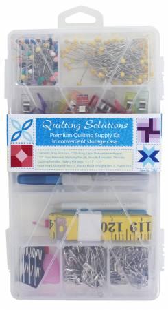 QS Premium Quilting Supply Kit