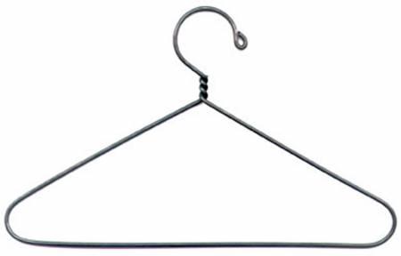4in Hook Top with Open Center Hanger