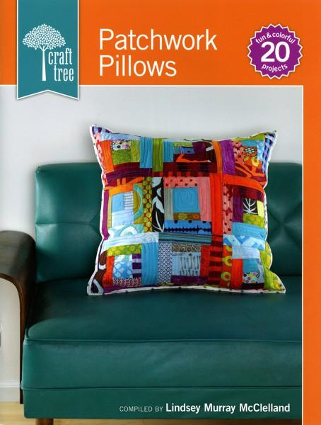 Craft Tree Patchwork Pillows - Softcover