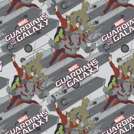 Guardians of The Galaxy - Iron - 13090101-2