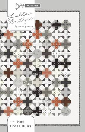 Hot Cross Buns Pattern 130