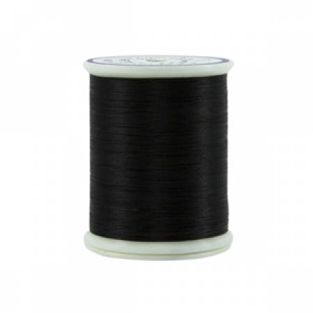 Treasure Cotton Hand Quilting Thread 300yds Onyx