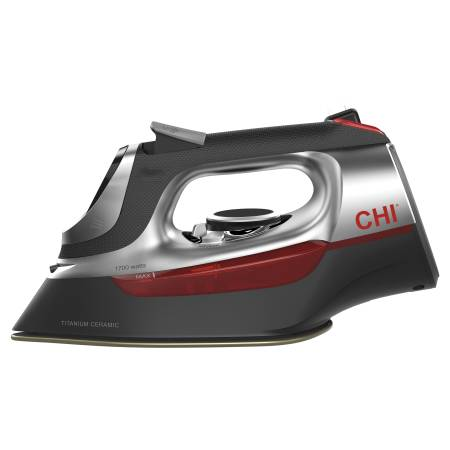 13102 CHI Professional Electronic Retractable Cord Iron