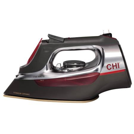 CHI Professional Retractable Cord Iron