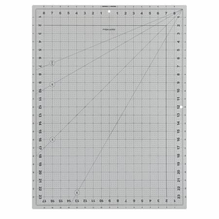 Fiskars 2-Sided Cutting Mat 18in x 24in