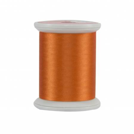 Kimono Silk Thread 100wt 220yd Orenji
