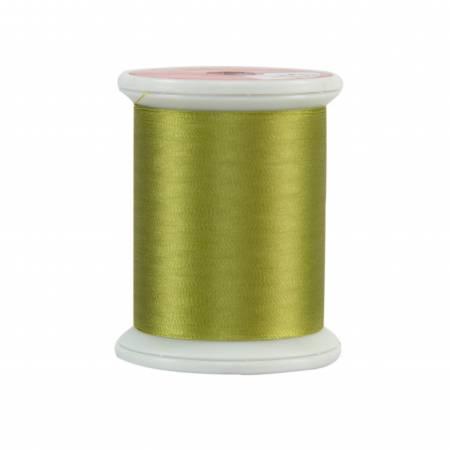 Kimono Silk Thread 100wt 220yd Wasabi