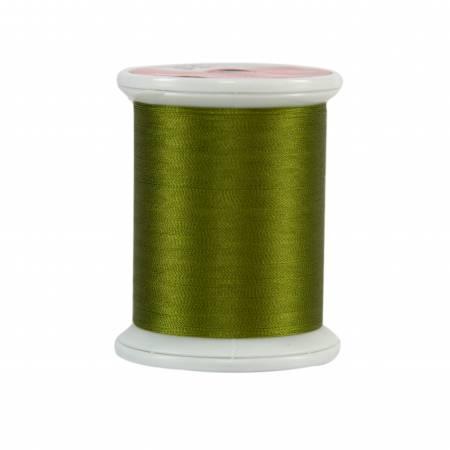Kimono Silk Thread 100wt 220yd Mossy Oak