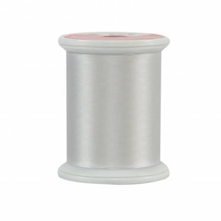 Kimono Silk Thread 100wt 220yd White Rice