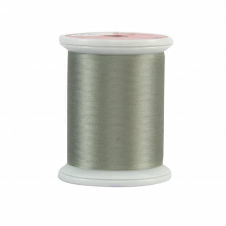Kimono Silk Thread 100wt 378 African Gray