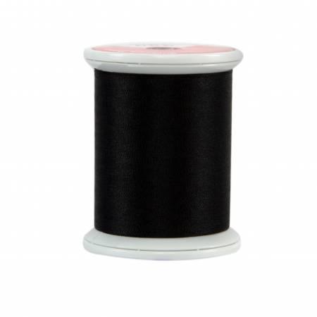 Kimono Silk Thread 100wt 220yd Black Belt