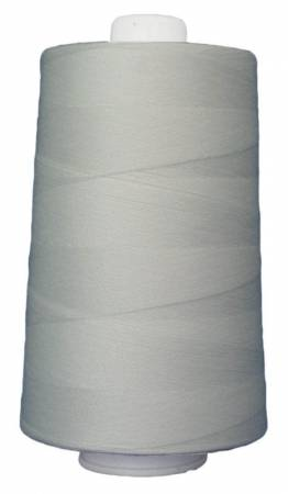Omni Polyester Thread 40wt 6000yd Natural White