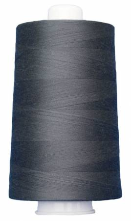 Omni Polyester Thread 40wt 6000yd Dark Grey