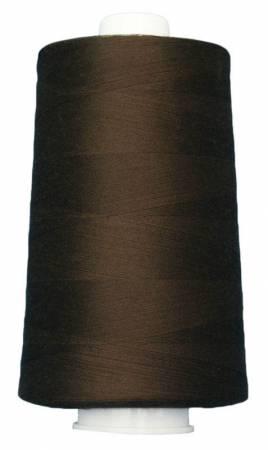 Omni Polyester Thread 40wt 6000yd Black Walnut 3038