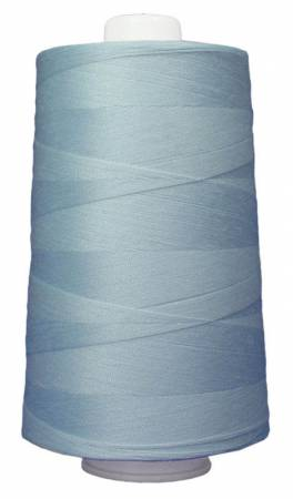 Omni Polyester Thread 40wt 6000yd Blue Ice 3087