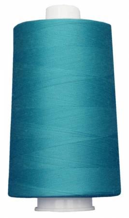 Omni Polyester Thread 40wt 6000yd Medium Turquoise 3090