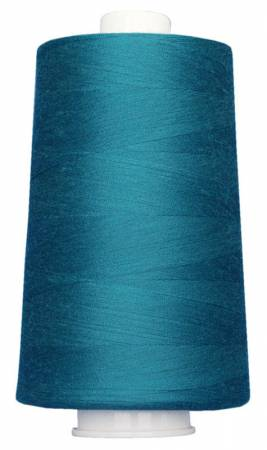 Omni Polyester Thread 40wt 6000yd Blue Teal 3093