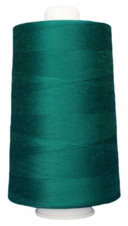 Omni Polyester Thread 40wt 6000yd Green Teal 3097