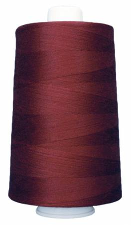 Omni Polyester Thread 40wt 6000yd Deep Red