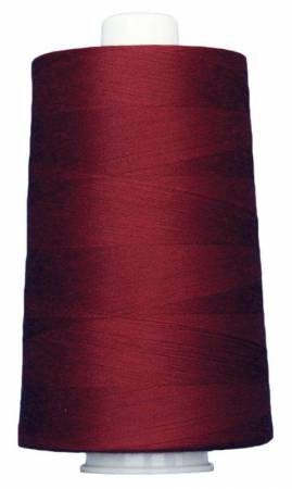 Omni Polyester Thread 40wt 6000yd Cranberry 3144