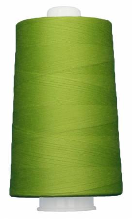 Omni Polyester Thread 40wt 6000yd Bright Light Green  3165