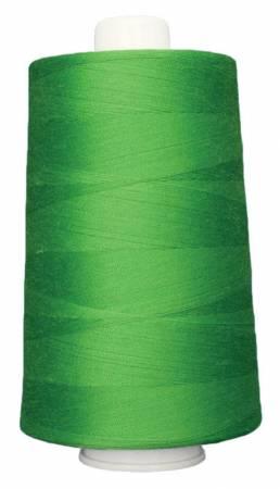 Omni Polyester Thread 40wt 6000yd Bright Green 3167