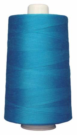 Omni Polyester Thread 40wt 6000yd Aqua 3169