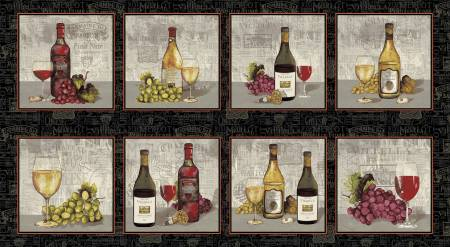 Black Wine Night Blocks 1350-99