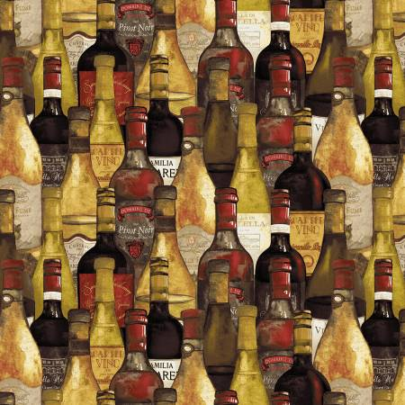 Wine Night Packed Wine Bottles