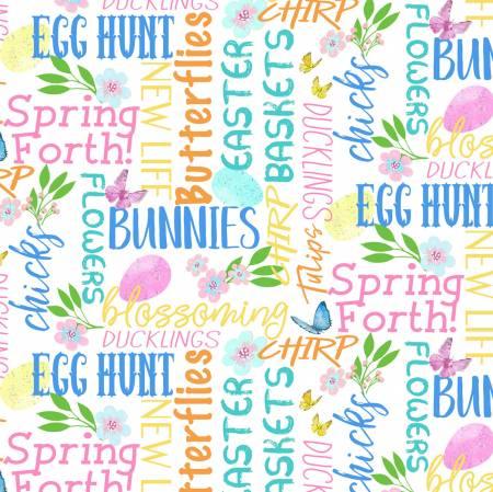 Multi Easter Words