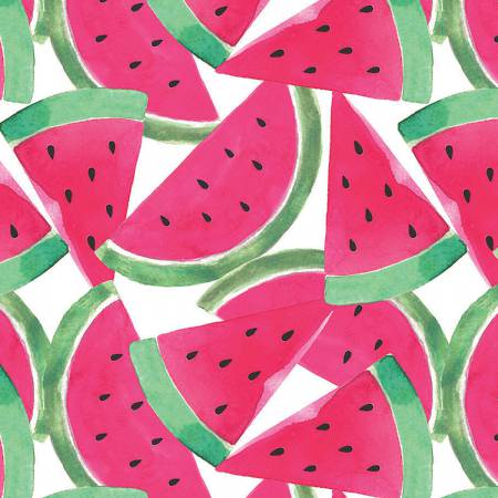 Tropicale Watermelon on White