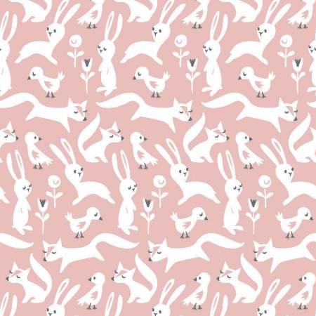 Pink Bunnies & Chicks