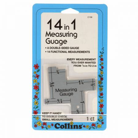 Sewing Gauge 14 in 1