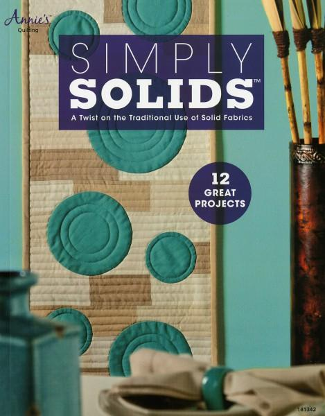 Simply Solids - Softcover