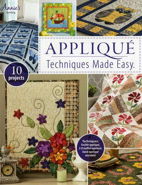 Applique Made Easy - Annies Quilting