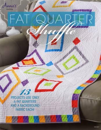 Fat Quarter Shuffle - Softcover