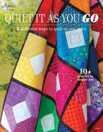 Quilt As You Go - Softcover